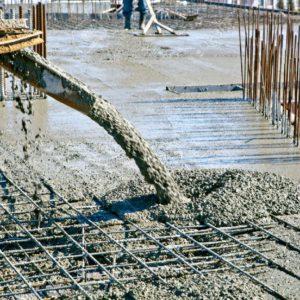 Concrete Decking